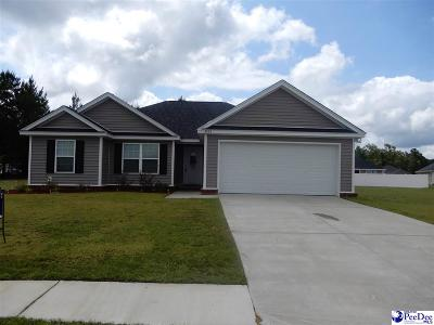 Florence SC Single Family Home For Sale: $157,900