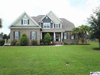 Florence SC Single Family Home New: $385,000