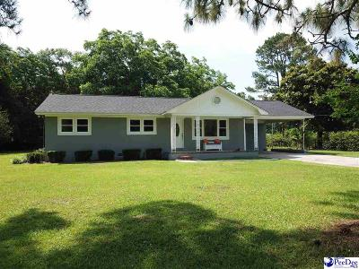 Florence SC Single Family Home New: $134,500