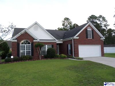 Florence SC Single Family Home New: $243,900