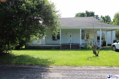 Single Family Home For Sale: 6821 Church St.