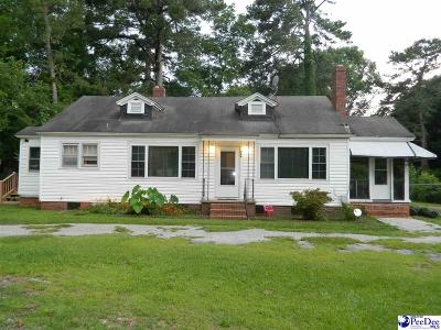 Florence SC Single Family Home New: $99,900