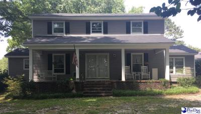 Florence SC Single Family Home For Sale: $199,500