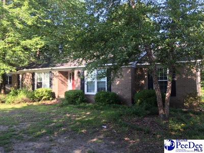 Florence SC Single Family Home For Sale: $157,000