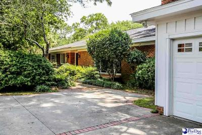 Hartsville Single Family Home For Sale: 715 W Home Ave.