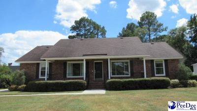 Florence Single Family Home For Sale: 628 Hawthorne Drive