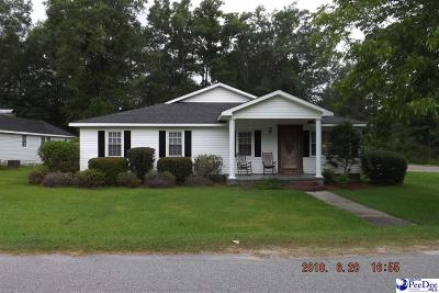 Latta Single Family Home For Sale: 203 Holly St
