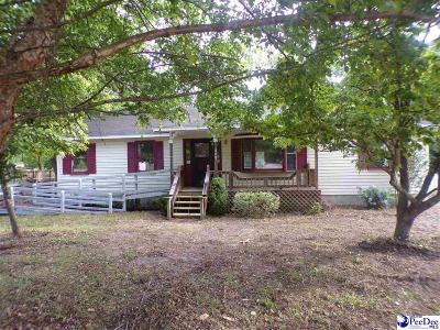 Hartsville Single Family Home New: 508 Jordan St.