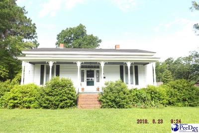 Latta Single Family Home For Sale: 315 N Marion St