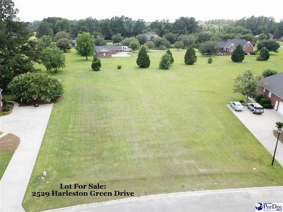 Florence Residential Lots & Land For Sale: 2529 Harleston Green Drive