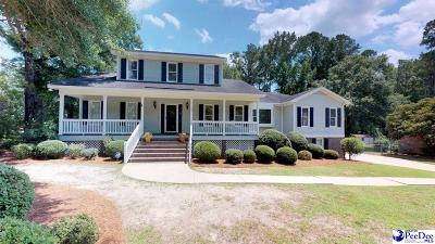 Darlington Single Family Home Uc/Show For Back Up: 224 Country Club Road