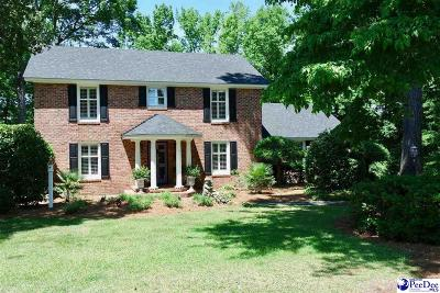 Florence Single Family Home For Sale: 274 Timberlake Drive