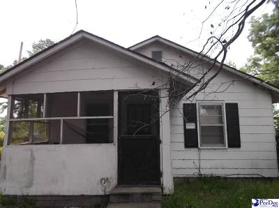 Single Family Home Uc/Show For Back Up: 911 W Marion St.