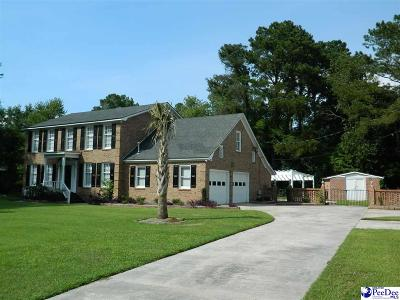 Florence Single Family Home For Sale: 2561 W Andover Rd.