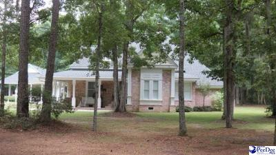 Florence Single Family Home For Sale: 2830 Secretariat Drive