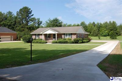 Hartsville Single Family Home Uc/Show For Back Up: 128 Kalber Drive