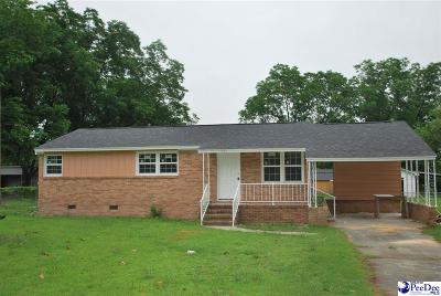 Florence Single Family Home Uc/Show For Back Up: 1904 New Hope