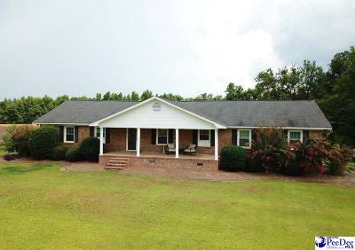 Pamplico Single Family Home For Sale: 921 Keefe Road