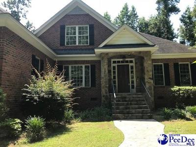 Florence Single Family Home Uc/Show For Back Up: 2210 Amberleigh Ct