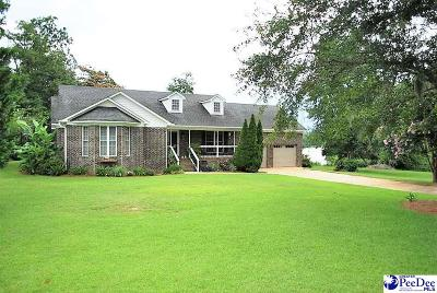 Dillon SC Single Family Home Uc/Show For Back Up: $209,000