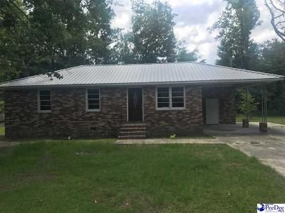 Kingstree Single Family Home Uc/Show For Back Up: 142 Quail