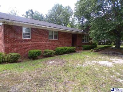 Marion Single Family Home For Sale: 5227 Abram Loop Rd.