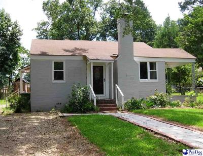 Florence Single Family Home For Sale: 910 Chestnut St