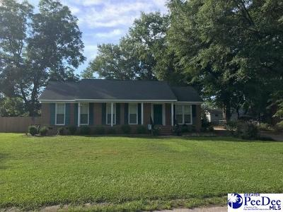 Darlington Single Family Home Uc/Show For Back Up: 101 Barfield Rd