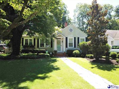 Florence Single Family Home Uc/Show For Back Up: 416 Lafayette Circle