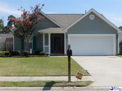 Florence Single Family Home Uc/Show For Back Up: 436 Rosemount Drive