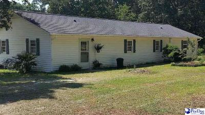 Hartsville Single Family Home For Sale: 636 Sun Valley Dr