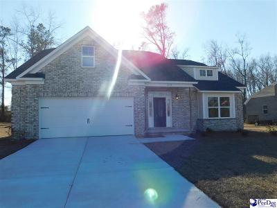 Florence County Single Family Home For Sale: 3153 Woodside Dr