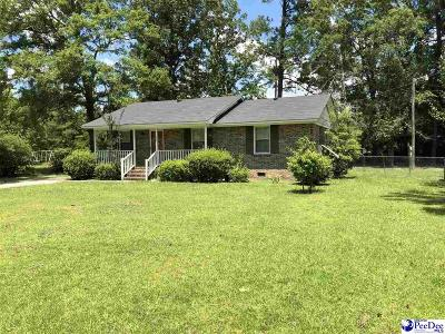 Lake City Single Family Home For Sale: 526 W Independence