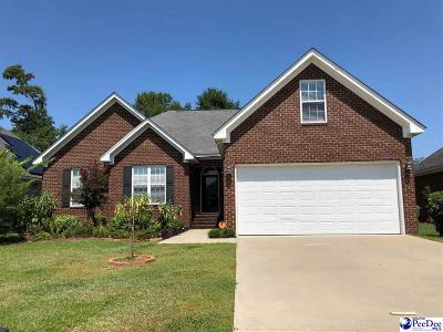 Florence County Single Family Home For Sale: 747 Saint George Drive
