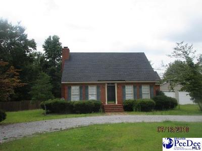 Latta Single Family Home For Sale: 111 Heather Road