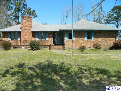 Florence SC Single Family Home New: $156,000
