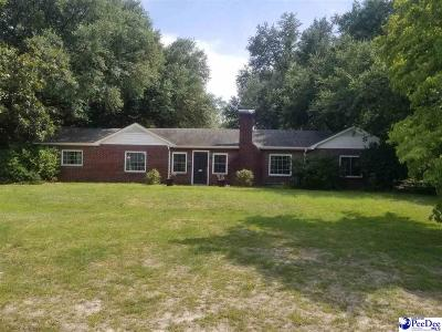Hartsville Single Family Home Uc/Show For Back Up: 518 W Richardson Circle