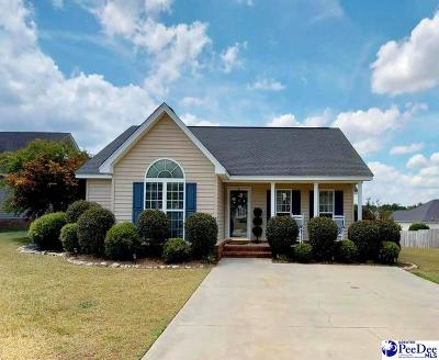 Florence Single Family Home New: 2108 Carriage Place Dr