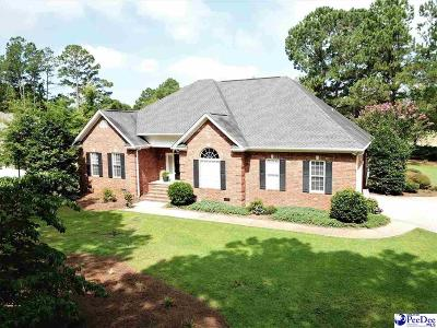 Florence Single Family Home New: 2229 Timberlane Drive