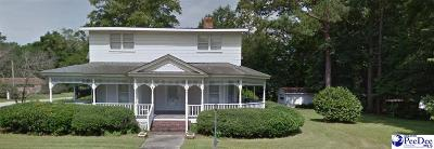 Dillon County Single Family Home For Sale: 408 S Main Street