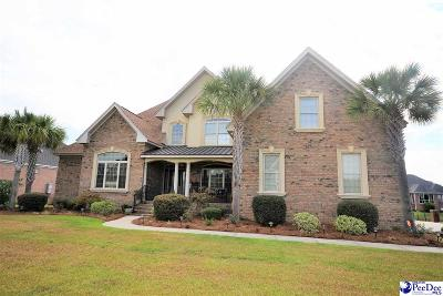 Single Family Home For Sale: 2121 Duck Hunter Pointe Drive