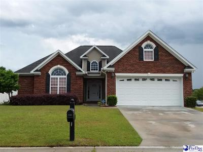 Florence Single Family Home For Sale: 2200 Brinkleigh Lane