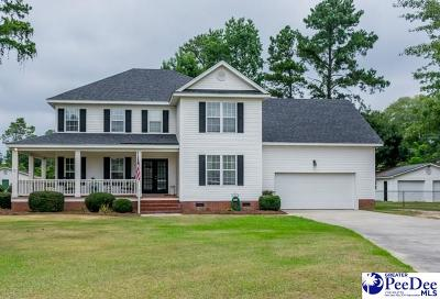 Florence SC Single Family Home New: $279,900