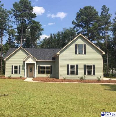 Hartsville Single Family Home For Sale: 2707 Flushing Covey Dr