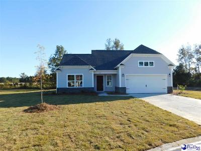 Florence Single Family Home Uc/Show For Back Up: 2121 Chatfield Dr