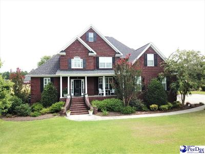 Florence Single Family Home Uc/Show For Back Up: 3325 Shadow Creek Drive