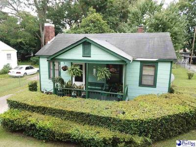 Florence Single Family Home For Sale: 1206 Waverly Ave