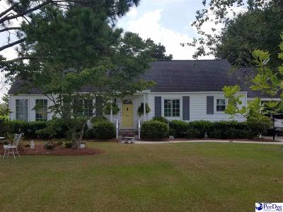 Mullins Single Family Home Uc/Show For Back Up: 1710 Millers Road