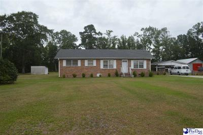 Hartsville Single Family Home For Sale: 804 Flinns Road