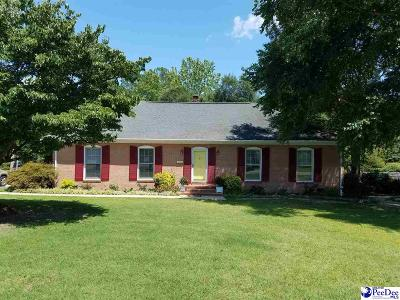 Bennettsville Single Family Home For Sale: 502 Jefferson Street